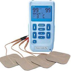 Electroestimulador Digital Masaje EMS TENS